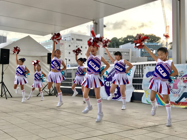 げんき祭り グローアップ 写真