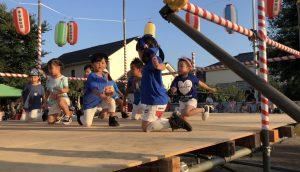 東台幼稚園 ダンス