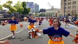 ダンススタジオグローアップ ザ・よこはまパレード