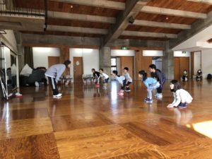 冨士見ヶ丘幼稚園 ダンス教室