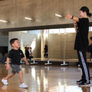 有花先生 ダンス