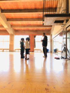 戸塚 ダンス 冨士見ヶ丘幼稚園教室