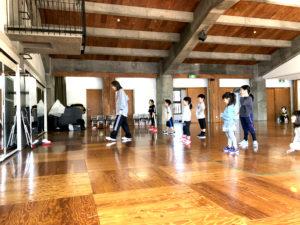 富士見ヶ丘幼稚園教室 ダンス